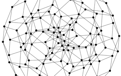 Graph-theory treatment of one-dimensional strongly repulsive fermions