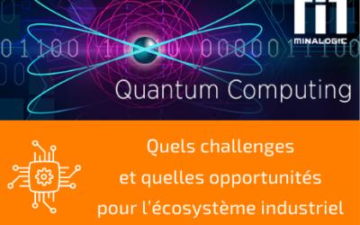 Quantum Computing Thematic Day, Minalogic Grenoble, 16/10/2020