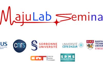 Majulab Seminar – 5 February: Non-Gaussian quantum states of a multimode light field