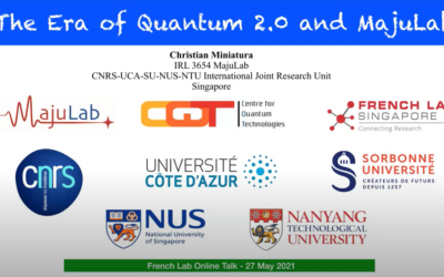 French Lab Replay – AfterLab: The Era of Quantum 2.0 and MajuLab with Christian Miniatura