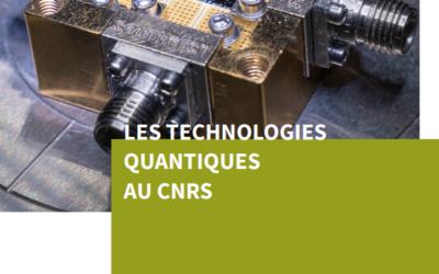 Brochure: Quantum technologies at CNRS